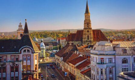 Самолетна екскурзия до Клуж Напока – сърцето на Трансилвания с директен полет от Бургас