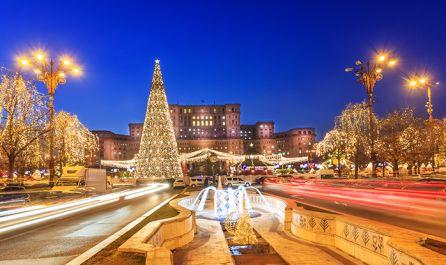 Предколеден шопинг в Букурещ