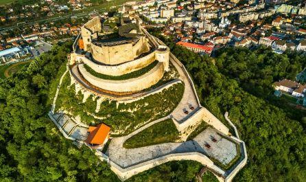 Трансилвания – крепости, замъци, солни мини и укрепени църкви